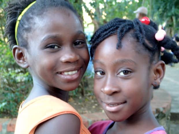 The people in the Dominican Republic will charm you with their warmth and kindness. The children are, as always, some of the friendliest people you will encounter.