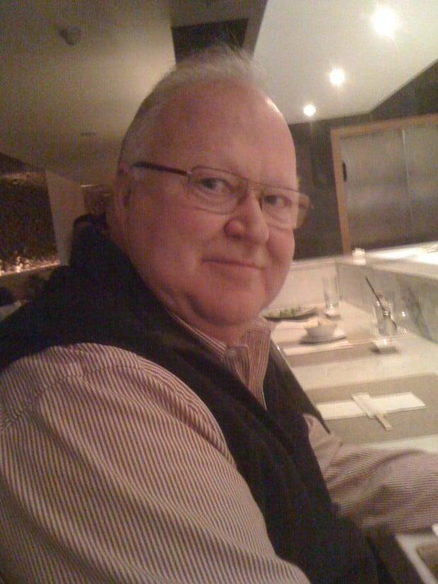Aaron's Dad