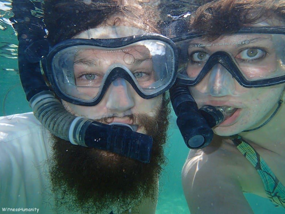 Snorkeling- Dominican Republic