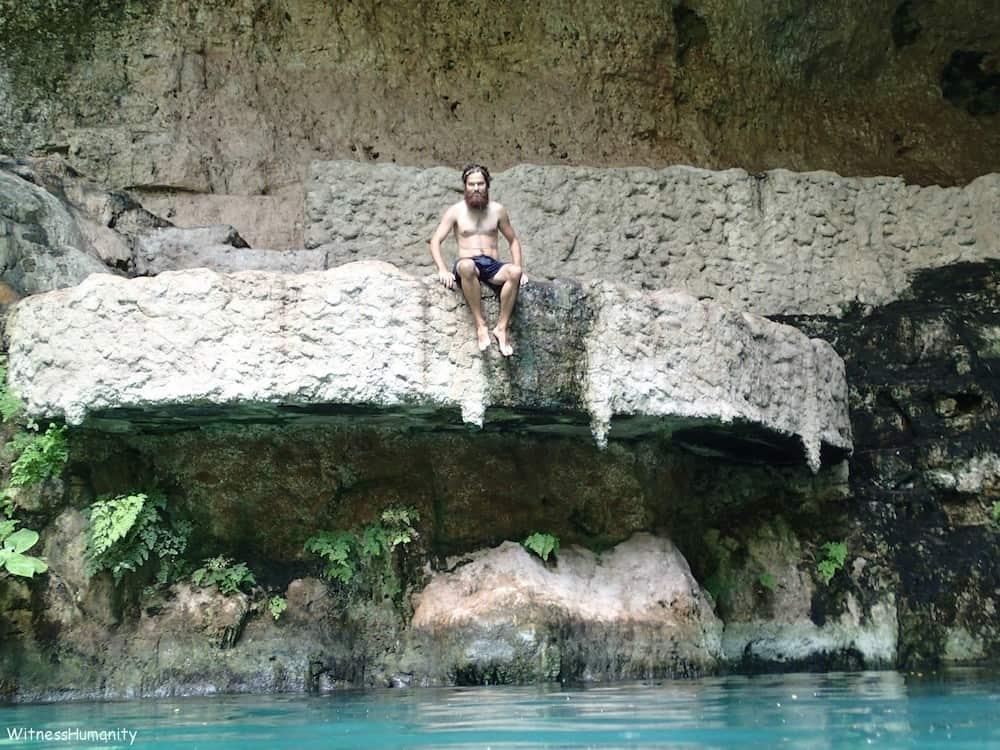 Cenote Zaci- Valladolid, Mexico