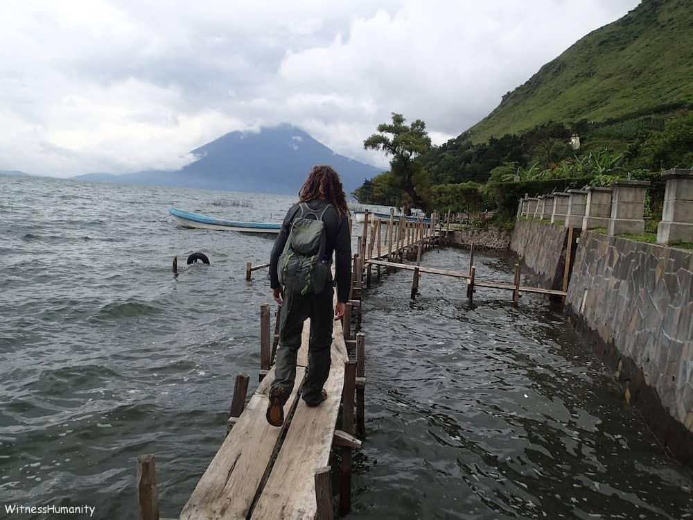 Lake Atitlan Walk